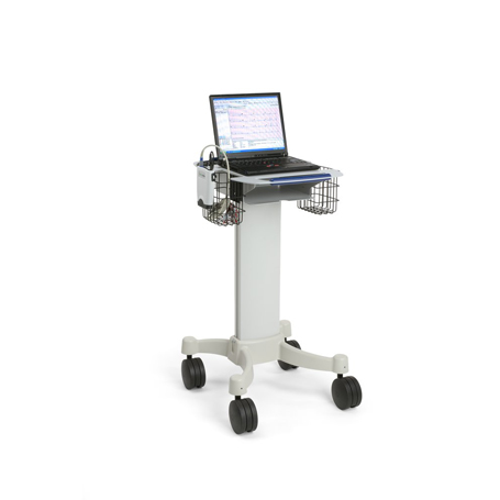 CPR-UI-UB-D: PC ECG on Cart (no cable arm)